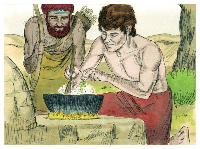 bible-illustrations-jacob-and-esau