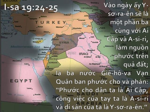 I-sa 19:24-25